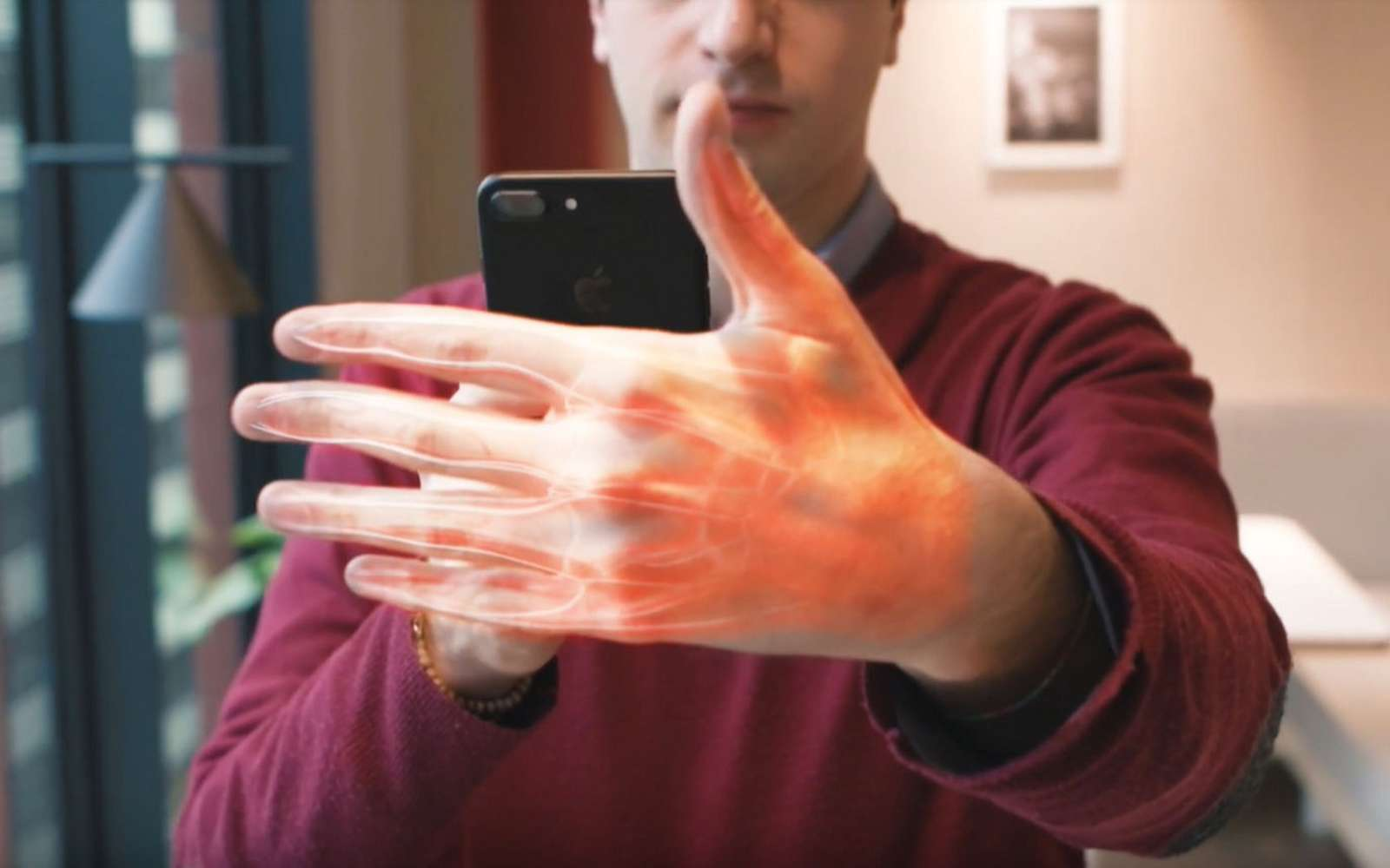Biométrie : le scan des veines de vos mains va remplacer le mot de passe